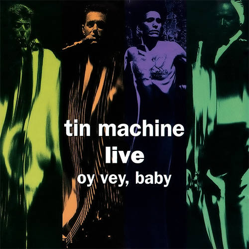 Acheter Tin Machine Live, Oy vey, baby sur Amazon.fr