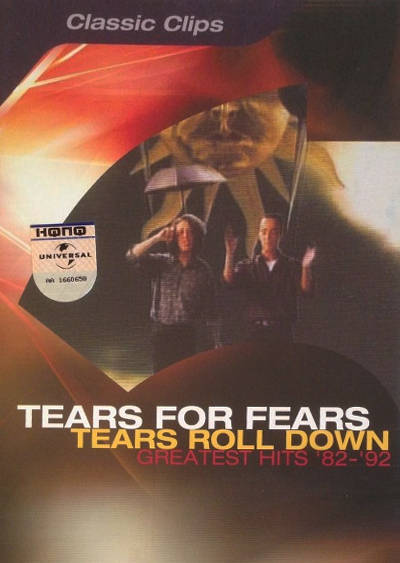 Acheter Tears for Fears : Tears Roll Down - Greatest Hits '82-'92 sur Amazon.fr