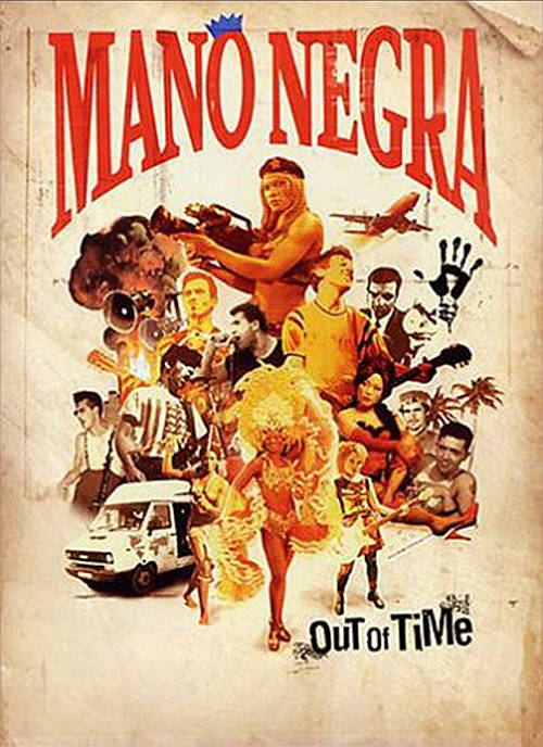 Acheter Mano Negra : Out of time sur Amazon.fr