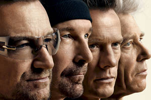 U2 (U2 - Bono - The Edge - Adam Clayton - Larry Mullen)