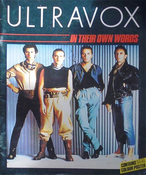 Acheter Ultravox in Their Own Words sur Amazon.fr