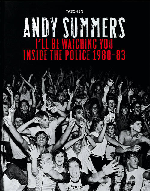 LIRE : I'll be watching you inside The Police 1980-83
