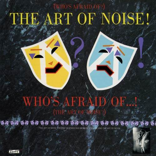 Acheter (Who's Afraid Of?) The Art of Noise ! sur Amazon.fr