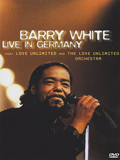 Acheter Barry White : Live in Germany sur Amazon.fr