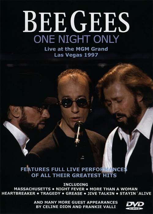 Acheter Bee Gees - One Night Only sur Amazon.fr
