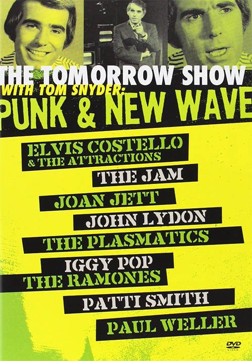 Acheter Tomorrow Show With Tom Snyder: Punk & New Wave sur Amazon.fr