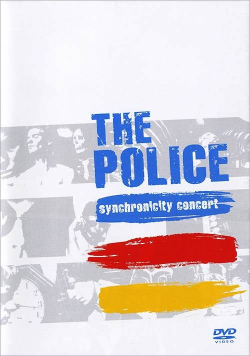 REGARDER : The Police : Synchronicity Concert