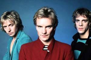 Police (the) (The Police - Sting - Andy Summers - Stewart Coppeland)
