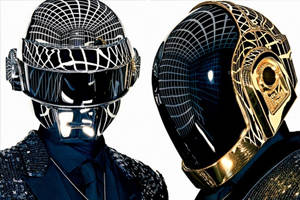 Daft Punk (Guy-Manuel de Homen-Christo et Thomas Bangalter)